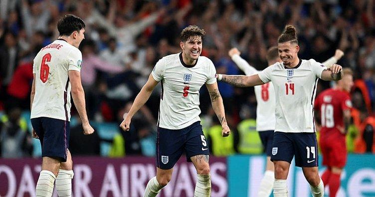 """İngiltere'nin kazandığı o penaltıya tepkiler büyüyor! """"Danimarka'nın hakkı yendi…"""""""