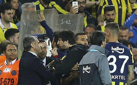 Tolga Zengin'den Fenerbahçe'ye sert cevap