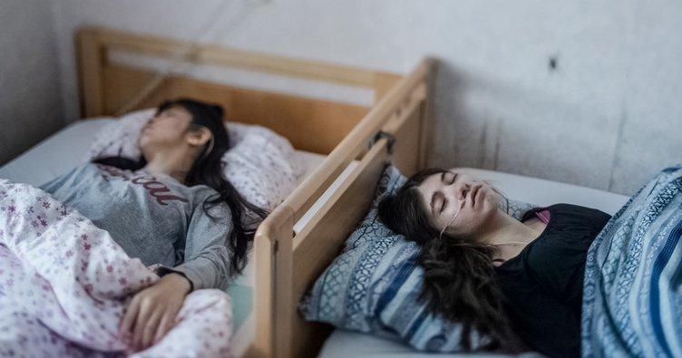 Sığınmacı ailelerin travması: uyku protestosu