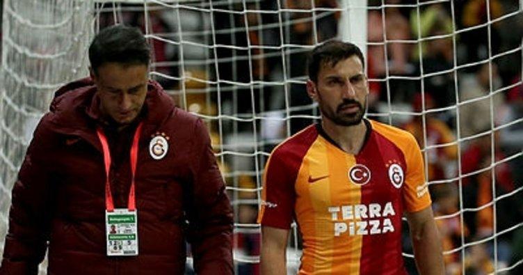 Galatasaray'da Real Madrid maçının hazırlıkları başladı