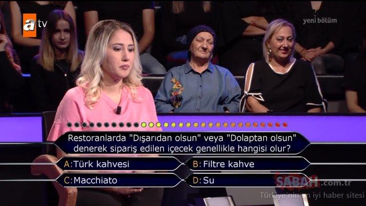 Cevabı duyunca herkes şaşırdı!