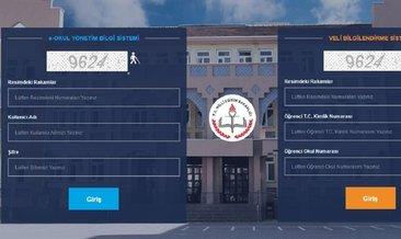 e Okul öğrenci giriş sayfası ile sınav sonuçları hemen öğrenin! 2019 MEB e-Okul VBS ile devamsızlık bilgisi sorgula