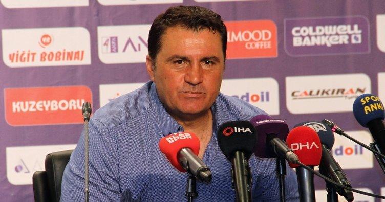 Gençlerbirliği'nin yeni teknik direktörü Mustafa Kaplan
