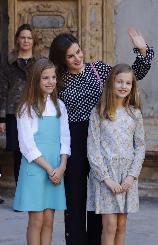 Kraliyet ailesinde gergin anlar...