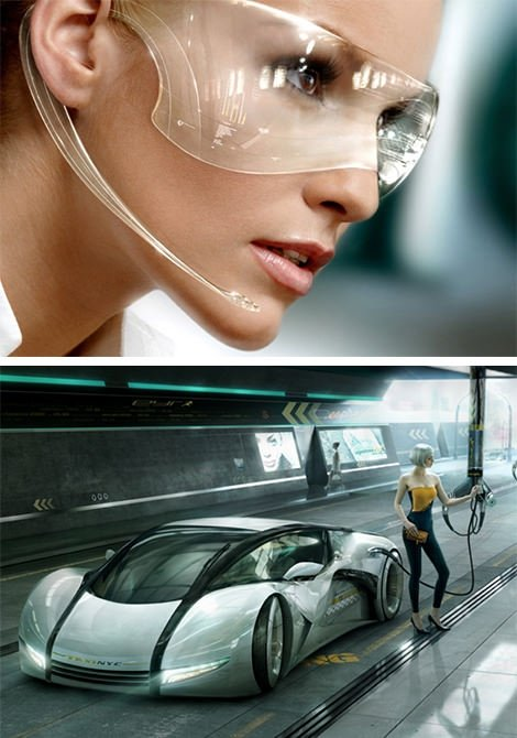 Geleceğin tasarımları
