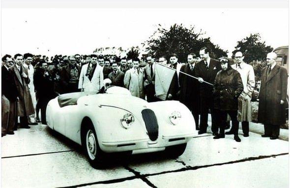 1946'dan günümüze tarihin en hızlı otomobilleri