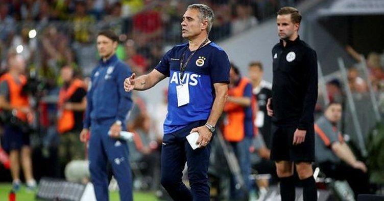 İşte Ersun Yanal'ın son transfer raporu