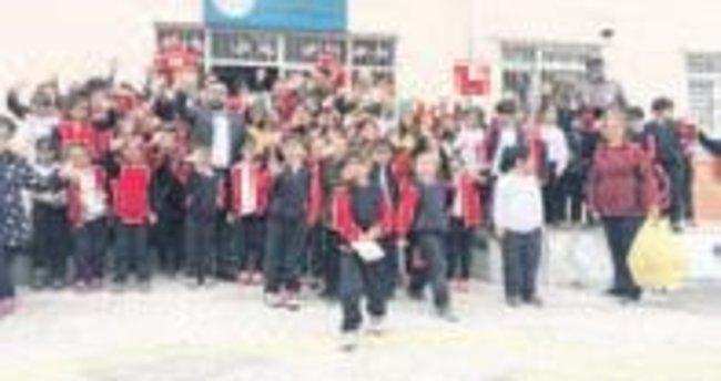 'Okullarda şenlik var' projesi başladı