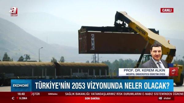 Başkan Erdoğan'dan 2053 vizyonu vurgusu: Türkiye'nin 30 yıllık yol haritası hazırlanıyor   Video