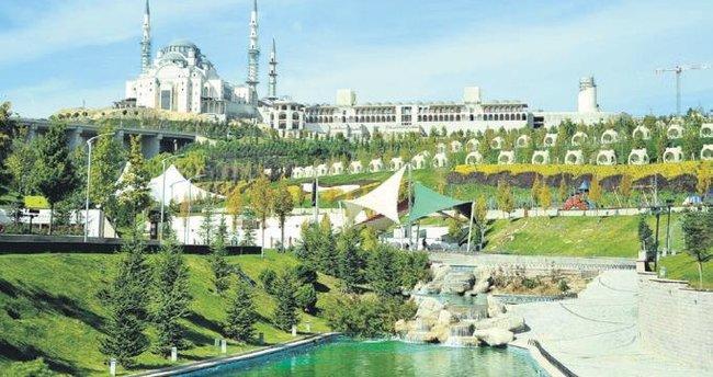 Ankara'nın gözdesi: Kuzey Yıldızı Külliyesi