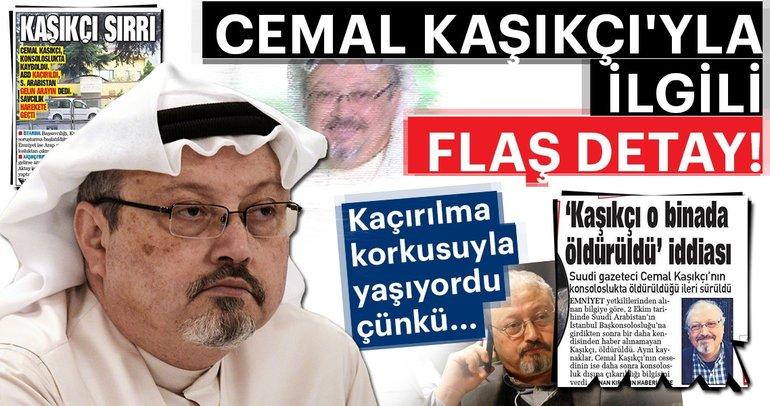 Suudi gazeteci Cemal Kaşıkçı'nın yaşam öyküsü...