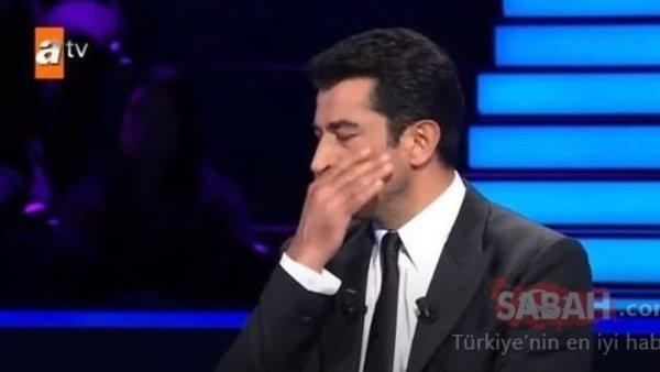 'Kim Milyoner Olmak İster?'de Kenan İmirzalıoğlu'nu ağlatan yarışmacının yürek yakan hikayesi   Video