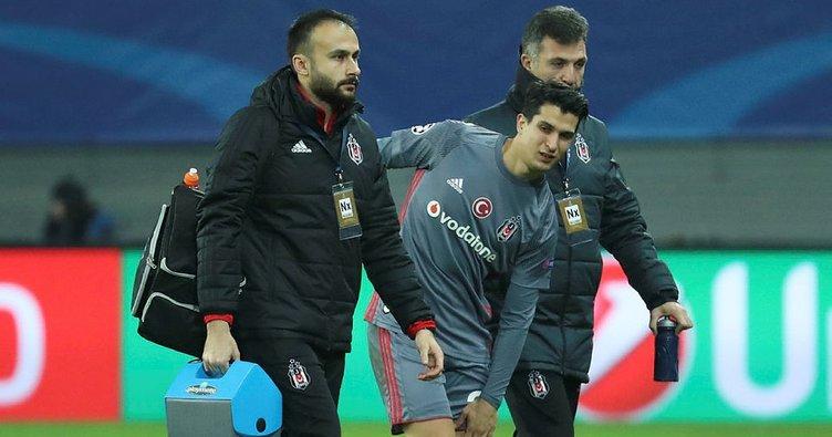 Beşiktaş'ta Necip Uysal şoku!