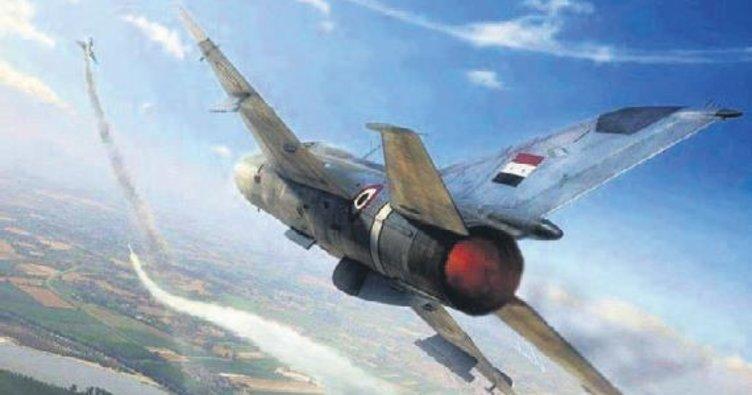 ABD, PYD'ye saldıran rejim uçağını düşürdü
