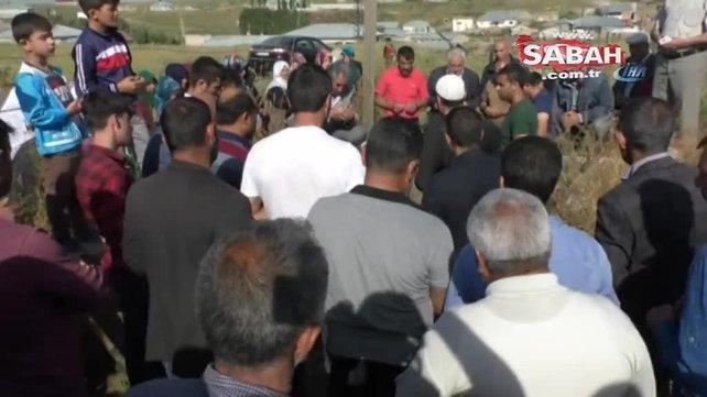 4 yaşında korkunç bir cinayete kurban giden Leyla Aydemir gözyaşları arasında toprağa verildi