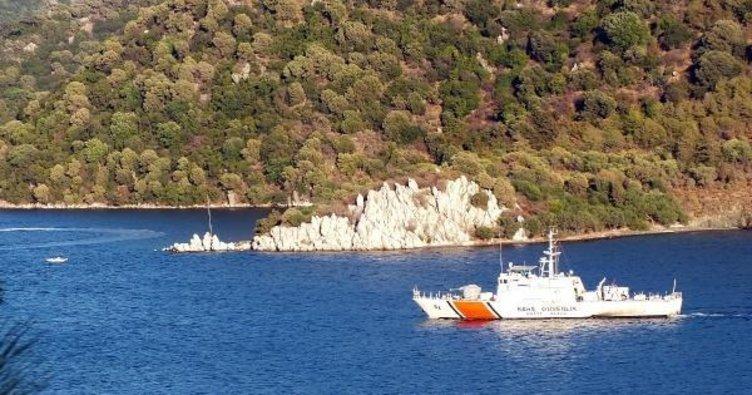 Yunan askerlerinin ölüme terk ettiği kaçak göçmenleri Türk Sahil Güvenliği kurtardı