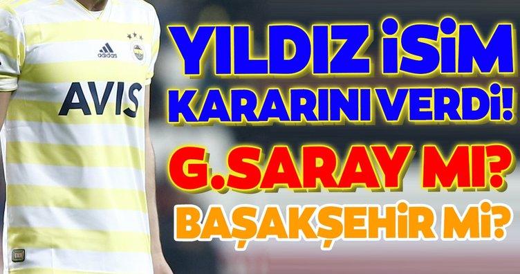 Hasan Ali Kaldırım kararını verdi! Galatasaray mı Başakşehir mi?