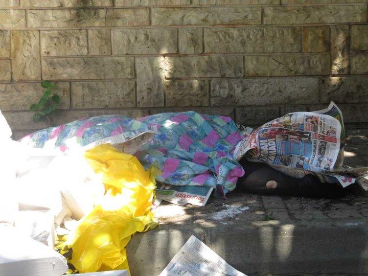 Kamyondan üzerine beton düşen kadın öldü