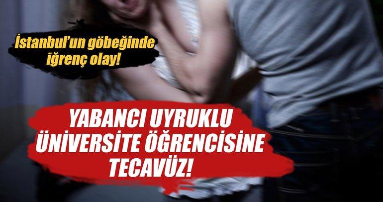 İstanbul'da Kırgız üniversite öğrencisine tecavüz!