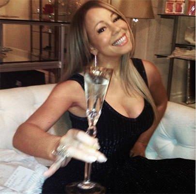 Mariah Carey'den kocasına doğum günü sürprizi