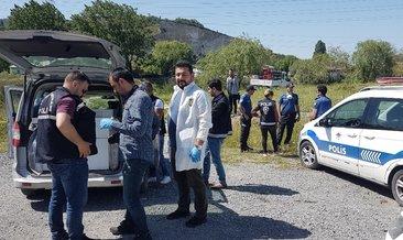 Başakşehir'de derede çocuk cesedi bulundu