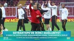 Galatasaray son 6 haftada çöktü