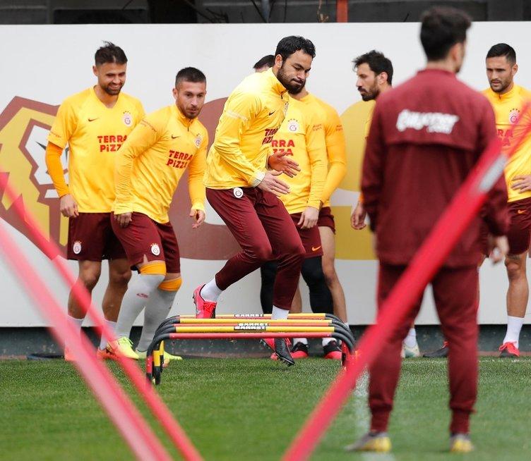 Galatasaray'da Fatih Terim'in sözleri gerçek oluyor! Tam 16 isim