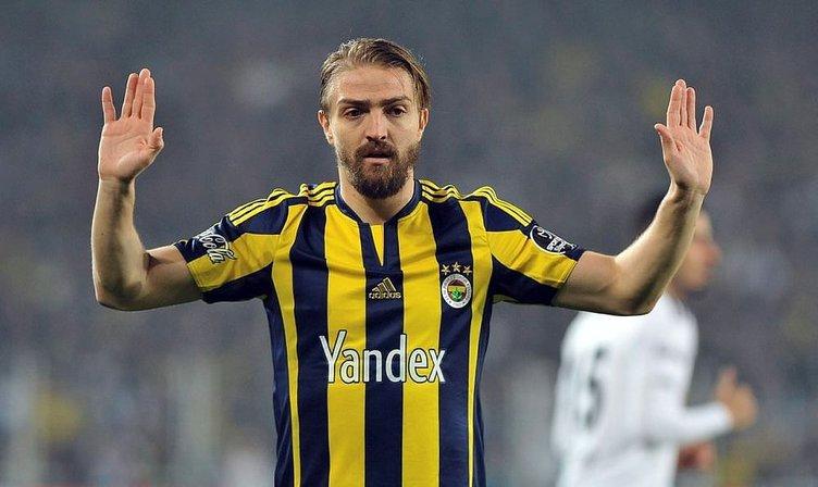 Fenerbahçe'de Caner Erkin seferberliği