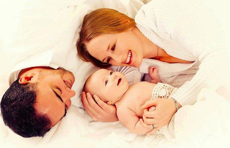 Bebeğiniz bu özellikleri babasından alıyor!
