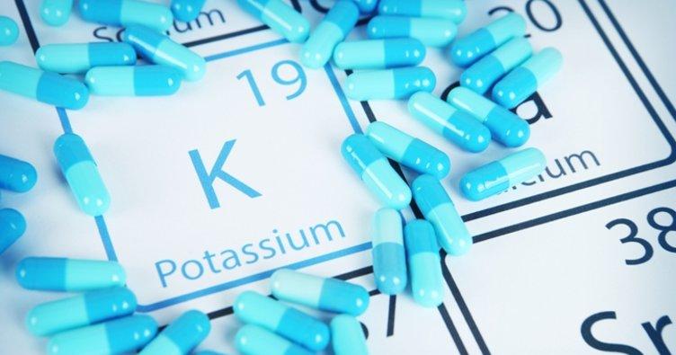 Kanda potasyum yüksekliği ve düşüklüğü neden olur, ne anlama gelir? Kanda potasyum değerleri kaç olmalı?