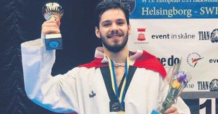 Ferhat Can Kavurat Avrupa Şampıyonu