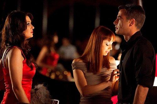 Aşk Kırmızı filminden kareler