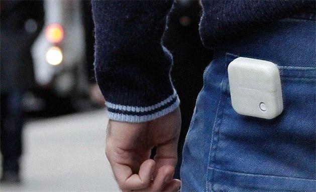 Arka cebinizde telefon taşımayın!