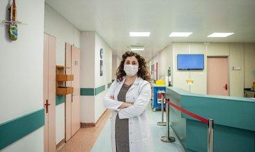Türkiye'nin en genç kadın nakil cerrahı #corum