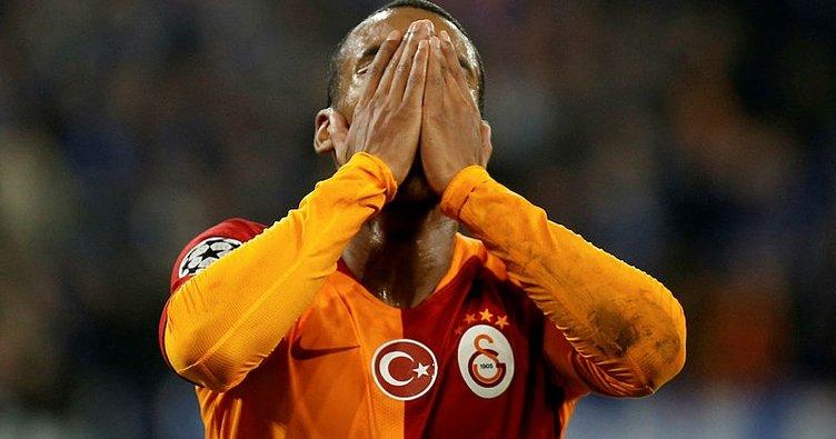 Galatasaray işini zora soktu