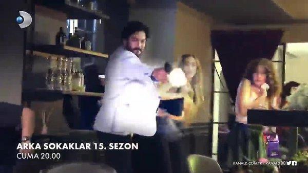 Arka Sokaklar 557.Bölüm Fragmanı YENİ SEZON izle | video