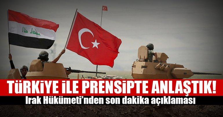 Son Dakika: Irak Hükümeti'nden flaş Türkiye açıklaması