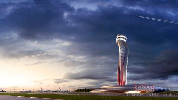 İstanbul Havalimanı'nda iş jetlerinden yolcu başına alınacak ücret belli oldu!