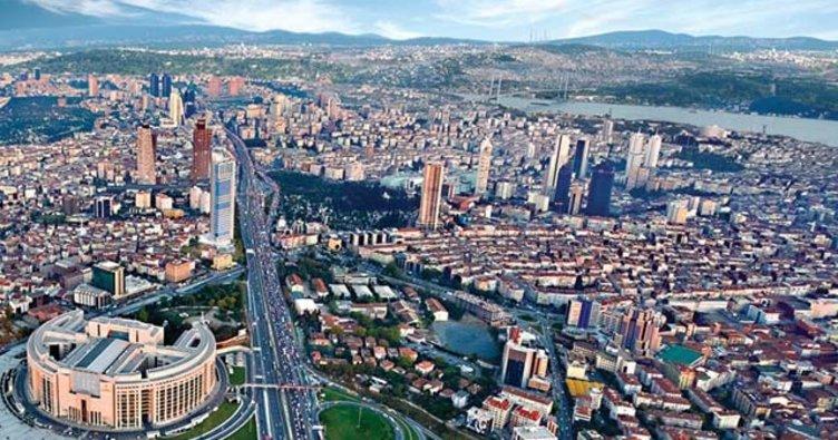 İstanbul'un Avrupa Yakası'na 2017'de 610 bin ev taşındı