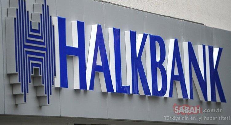 Halkbank temel ihtiyaç destek kredisi başvurusu sorgulama ekranı! 10 bin TL Halkbank destek kredisi başvurusu nasıl yapılır?
