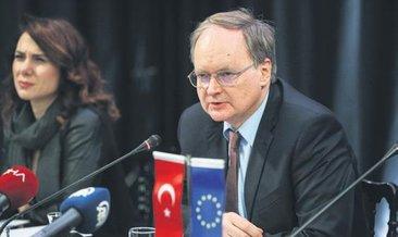 Türkiye-AB ilişkileri güçleniyor