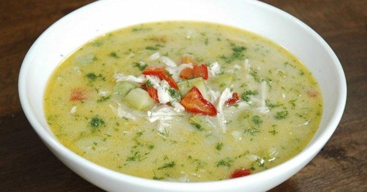 Sebzeli tavuk suyu çorbası tarifi: Sebzeli tavuk suyu çorbası nasıl yapılır?