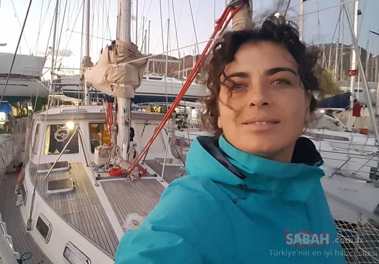 Aynalı Tahir'in yıldızı Yeşim Büber 11 yıldır teknede yaşam sürüyor... Yeşim Büber'in son hali şaşırttı!
