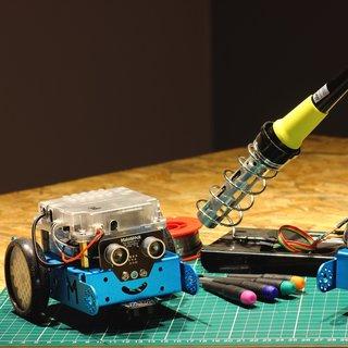Hem tatil hem robotik kodlama