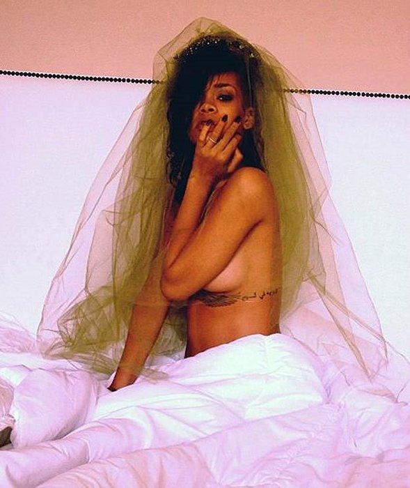 Rihanna şov