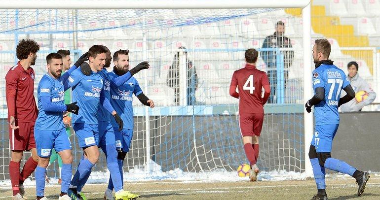 Erzurumspor golcü arıyor