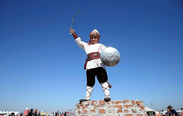 Kültürel mirasımız ve sporu buluşturan festival Etnospor'a milyonu aşan katılım!