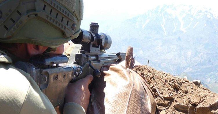 PKK'lılar kaçacak delik arıyor