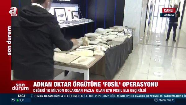 Son dakika! Adnan Oktarevlerine yapılan operasyonda bulunanlar şoke etti! 10 milyon dolarlık