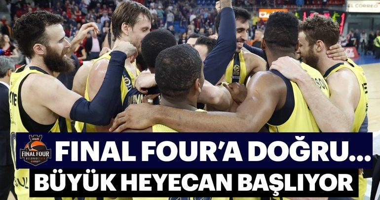 Fenerbahçe Doğuş ve 2018 THY Avrupa Ligi Final Four